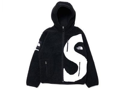 Supreme × The North Face  S Logo Hooded Fleece Jacket Blackの写真