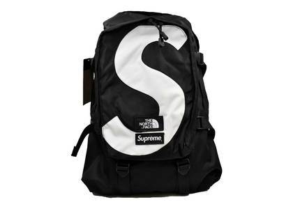 Supreme The North Face S Logo Expedition Backpack Blackの写真