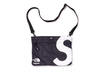 Supreme The North Face S Logo Shoulder Bag Blackの写真
