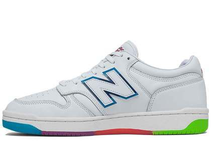 Kawhi Leonard × Jolly Rancher × New Balance BB480LJYの写真
