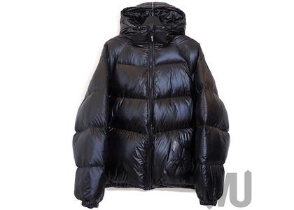 Supreme Hooded Down Jacket Blackの写真