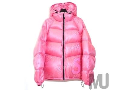 Supreme Hooded Down Jacket Pinkの写真