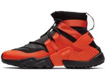 Nike Air Huarache Grip Black Team Orangeの写真