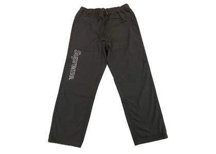 Supreme 2-Tone Cinch Pant Blackの写真