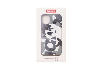 Supreme Camo iPhone Case Snow Camoの写真