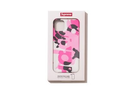 Supreme Camo iPhone Case Pink Camoの写真