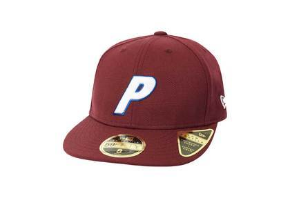 Palace × New Era Cap Redの写真