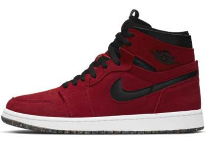 Nike Air Jordan 1 High Zoom Comfort Gym Redの写真