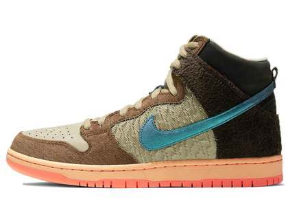 Concepts × Nike SB Dunk High Mallardの写真