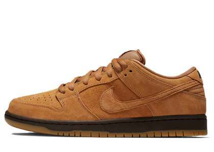 Nike SB Dunk Low Wheat Mochaの写真