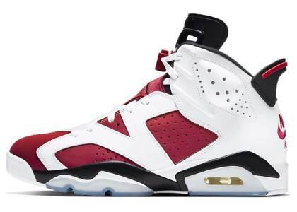 Nike Air Jordan 6 Retro Carmine (2021)