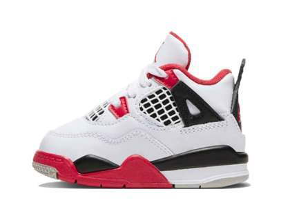 Nike Air Jordan 4 Retro Fire Red TDの写真