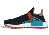 Adidas NMD Hu Pharrell Inspiration Pack Blackの写真