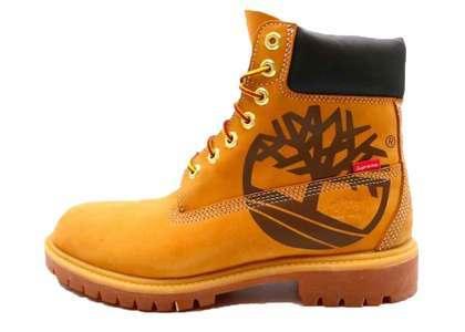 "Timberland × Supreme 6"" Boot Wheatの写真"