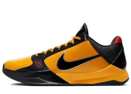 Nike Kobe 5 Protro Bruce Leeの写真