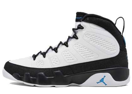 Nike Air Jordan 9 Retro UNCの写真