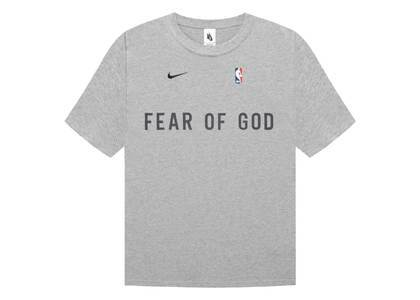 Nike × Fear of God M NRG W TOP Grey