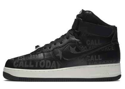 Nike Air Force 1 07 High 1-800