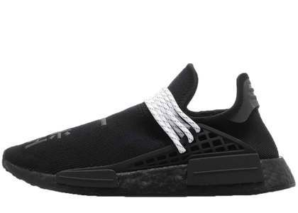 Pharrell Williams × Adidas Originals HU NMD Triple Blackの写真