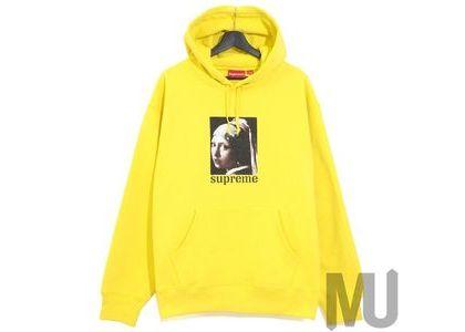 Supreme Pearl Hooded Sweatshirt Lemonの写真