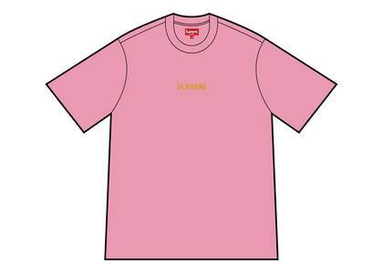 Supreme Bullion Logo S/S Top Pinkの写真