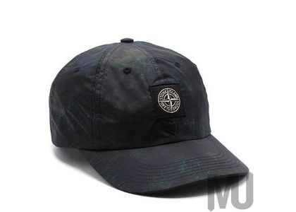 Supreme Stone Island Nylon 6-Panel Dark Tealの写真