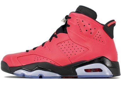Nike Air Jordan 6 Retro Infrared 23 Toroの写真