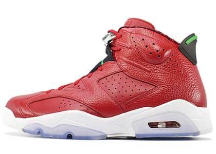 Nike Air Jordan 6 Retro History of Jordan Spiz'ike の写真