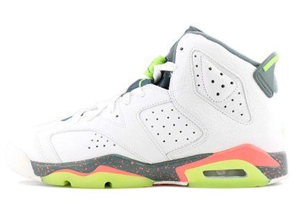 Nike Air Jordan 6 Retro Bright Mango GSの写真