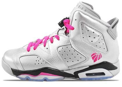 Nike Air Jordan 6 Retro Valentine's Day GS (2014)の写真