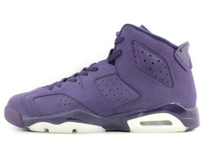 Nike Air Jordan 6 Retro Purple Dynasty GSの写真