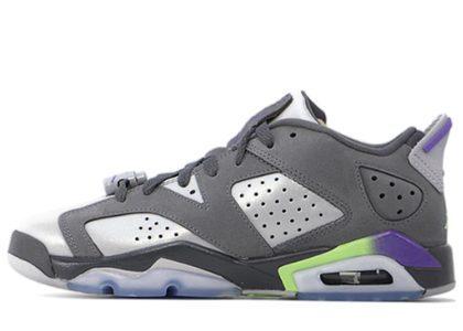 Nike Air Jordan 6 Retro Low Dark Grey GSの写真
