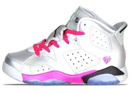 Nike Air Jordan 6 Retro Valentine's Day PS (2014) の写真
