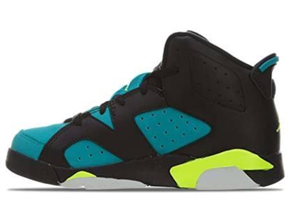 Nike Air Jordan 6 Retro Turbo Green PSの写真