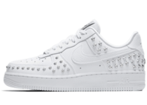 Nike Air Force 1 Stars White Womensの写真