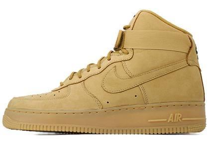 Nike Air Force 1 High Wheat (2015) の写真
