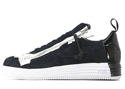 Nike Lunar Force 1 Low Acronym Black Whiteの写真
