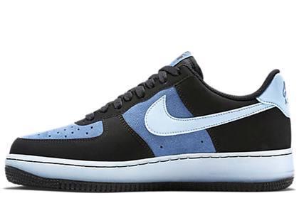 Nike Air Force 1 Low Blue Legendの写真