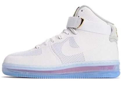 Nike Air Force 1 CMFT Lux Whiteの写真