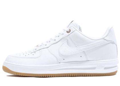 Nike Lunar Force 1 Low White Gumの写真