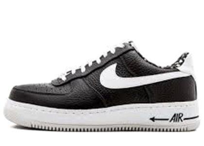 Haze × Nike Air Force 1 Low Black Whiteの写真