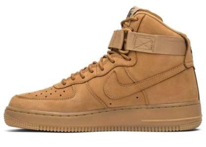 Nike Air Force 1 High Wheat GS (2015)の写真