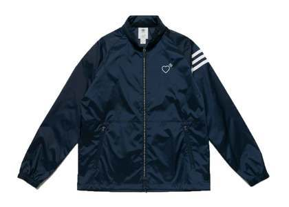 Adidas × Human Made Windbreaker Jacket Navyの写真