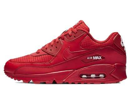 Air Max 90 Triple Redの写真