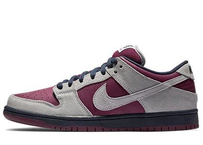 Nike SB Dunk Low Atmosphere Grey True Berryの写真