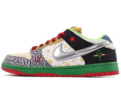 Nike SB Dunk Low What the Dunkの写真