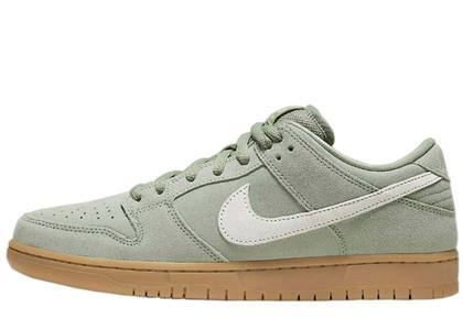 Nike SB Dunk Low Island Green Gumの写真