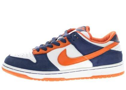 Nike SB Dunk Low Broncosの写真