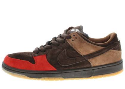 Nike SB Dunk Low Bisonの写真