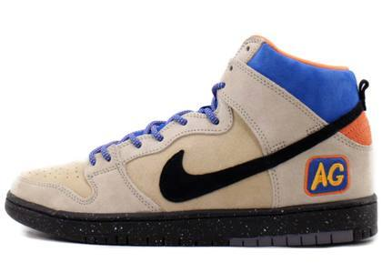 Acapulco Gold × Nike SB Dunk High の写真